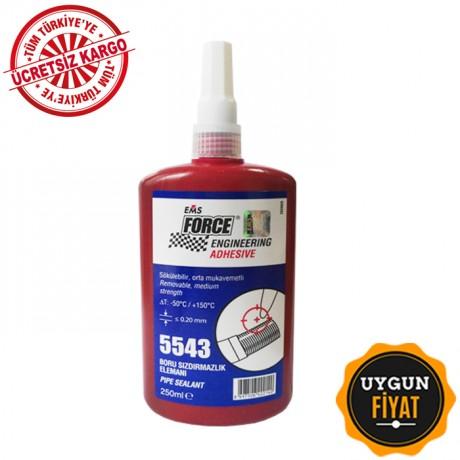 Force Sıvı Conta 5543 Akışkan 250 ml