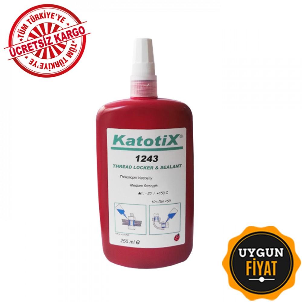 Katotix Sıvı Conta 1243 Akışkan 250 ml