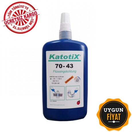 Katotix Sıvı Conta 7043 Akışkan 250 ml